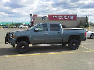 2011 Chevrolet Silverado lifted