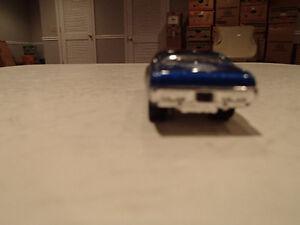 2002 Hot Wheels Treasure Hunt #2 Blue '71 Plymouth GTX w/Real R Sarnia Sarnia Area image 5
