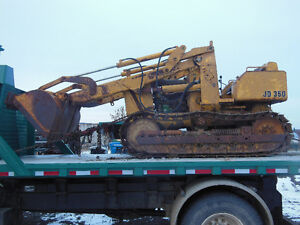 Wanted Deere 350 crawler for parts does not have to run