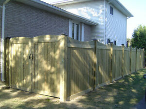 HOME-TECH FENCING AND CUSTOM DECKS 2017 Kingston Kingston Area image 5