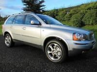 2009 MODEL Volvo XC90 2.4 D5 AWD **OCEAN RACE**185 BHP**FACE LIFT MODEL**