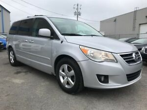 Volkswagen Routan Highline 2010