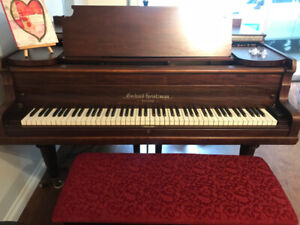 Baby Grand with Piano Disc - play, record, and be played for!