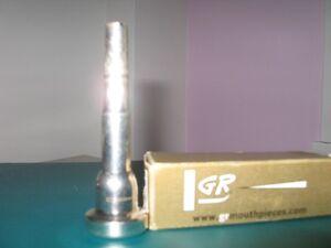 GR trumpet mouthpiece