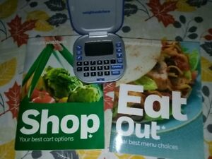Weight Watchers 2x Books and Calculator