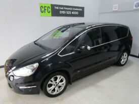 2010 Ford S-MAX 2.0TDCi 140 Titanium BUY FOR ONLY £164 A MONTH *FINANCE*