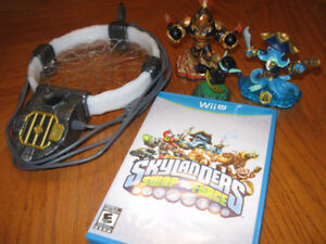 Skylander Swap Force wii u
