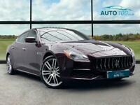 2017 Maserati Quattroporte 3.0 S 4dr