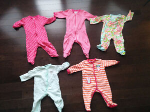 Girls 6-9 month clothing lot (28 items)
