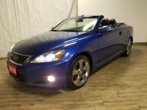 2010 Lexus IS 250C RARE HARDTOP CONVERTIBLE NAVIGATION
