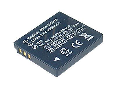 VW-VBJ10 Battery PACK for Panasonic SDR-S10 SDR-S7 VW-VBJ10 VWVBJ10 DMC-FS5 FX35