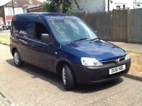 Vauxhall combo 1.3 cdti diesel 61 Reg 1.years mot