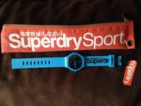 New Superdry watch