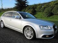 2010 Audi A6 AVANT 3.0 TDI S-LINE **QUATTRO **FACE LIFT MODEL**