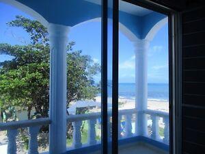 New,modern designed condo,Ocean front/.Condo neuf et mod .Gat/H.