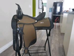 15 inch saddle