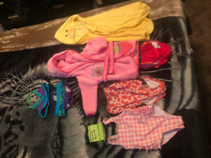 0-6 month baby clothes summer