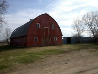 HOBBY FARM - 79.01 ACRES - RIVERTON, MB