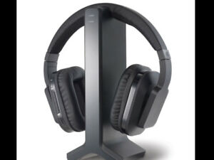 Long Range Wireless TV Headphones