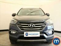 2017 Hyundai Santa FE 2.2 CRDi Blue Drive Premium SE 5dr Auto [7 Seats] 4x4 Dies