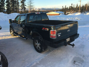 REDUCED!!! For Sale/Trade Ford F-150 SuperCrew Fx4 Pickup Truck