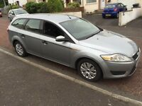 2008 ford Mondeo edge TDCI 125 estate 6 speed full history long mot