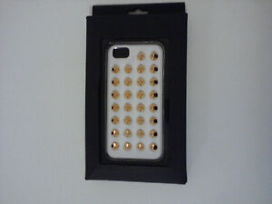 Felony Case w/Gold Studs For iPhone 5/5s + Chat-r Pens! $5