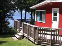 Very Private Cottage on Saint John River, 11 acre waterfront lot