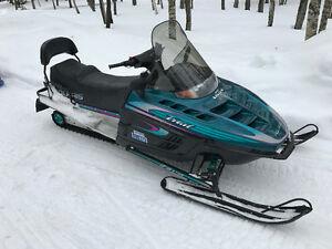 Polaris trail and classic 500CC - $2000 for both