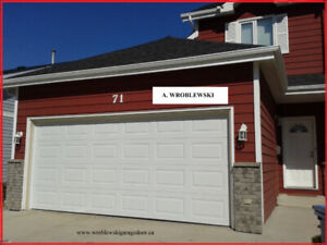 Sale - GARAGE DOOR & OPENERS - High Quality and much more