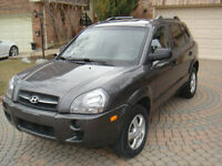 2008 Hyundai Tucson GL SUV EXTRA CLEAN NO ACCIDENTS!!!!!!
