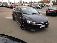 2010 MITSUBISHI LANCER SE LOADED STILL HAS  WARRANTY