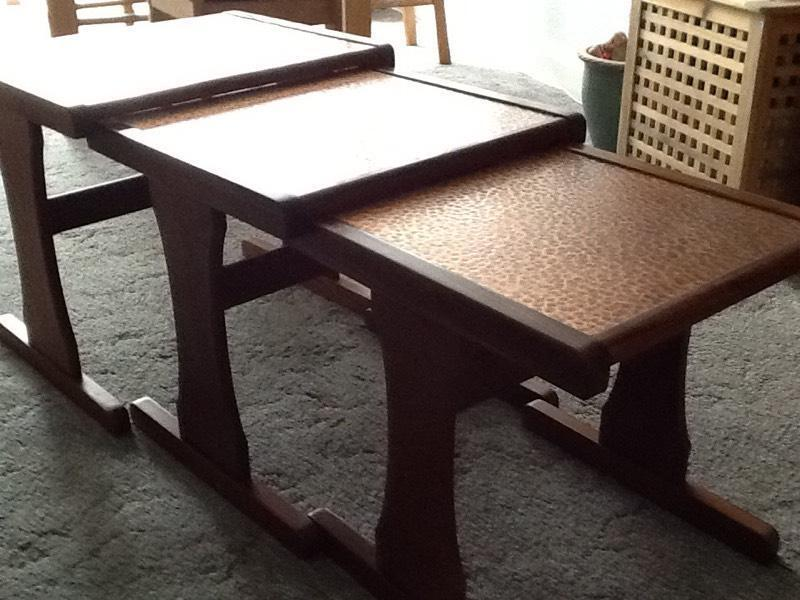 Nesting coffee tables in enfield london gumtree for Coffee tables gumtree london