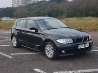 BMW 118 2.0 auto 2007 - 5 door hatch - Long MOT