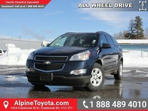 2011 Chevrolet Traverse LS   4WD - Tow Package