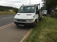 2005 iveco dialy 2.3 Diesel lwb Drop side pickup not tipper