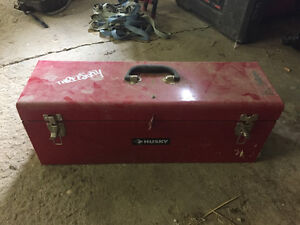 Tool box and storage container