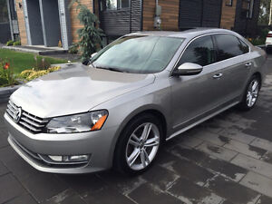 2012 Volkswagen Passat TDI HIGHLINE Berline