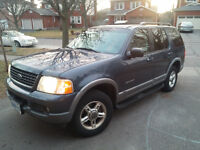 2002 Ford Explorer 4x4 - BLUETOOTH - AKA - The Mighty Ford
