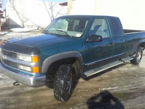 1998 Chevrolet C/K Pickup 2500 Pickup Truck