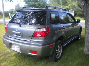 2005 Outlander for Sale