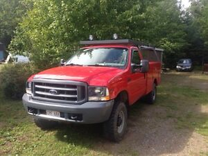 2003 ford F-250 service truck