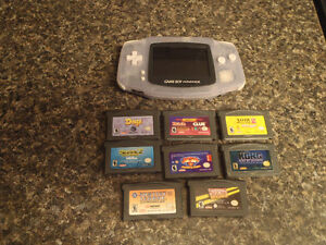 3 Handheld Systems - PSP GO (New)/Gameboy Advance/Game Gear
