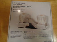 Bathroom faucet psf0200 10$  New , never used.  **