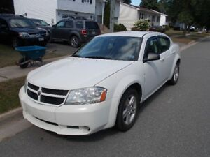 2010 Dodge Avenger Sedan  call 447-8035