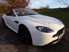 2008 Aston Martin Vantage 2dr Sportshift Sat Nav! Full Aston Martin SH! 2 do...