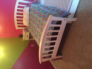 Trundle Bed with Matresses
