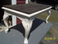 Antiqued Coffee Table - New price!