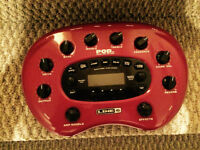 Line 6 Podxt with FX Pack installed