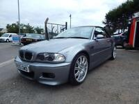 2005 BMW M3 M3 2dr SMG Auto CAT D PX WELCOME 2 door Convertible